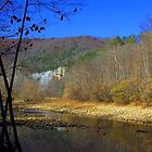 Buffalo River, at Steel Creek by David  Hughes