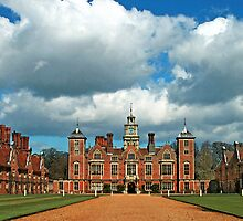 Blickling Hall by Beverley Barrett