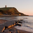 Kimmeridge Bay by Jennifer Bradford
