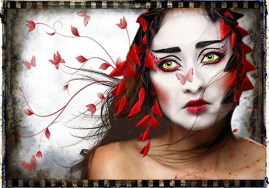 Amaterasu by Donna Ingham