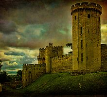 Castle Warwick, Warwickshire, England by Chris Lord
