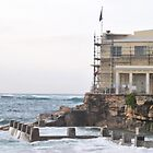 Coogee Surf Club by Debbie Thatcher
