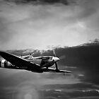 Spitfire Dawn Patrol by John Hooton