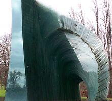 Glass Fountain by SilverPromidi