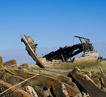 River Wyre Shipwrecks by Darren Kitchen