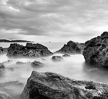 broadsands rocks by scott leeson