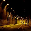 TUNNEL LONDON by Scott  d'Almeida