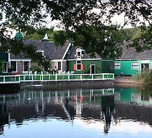Goeie oude tijd in ( Holland ) by Dickk