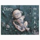 Dirty Monkey 2 by Margaret Bryant