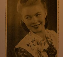 My beautiful aunt Prakseda 1935. Brown Sugar StoryBook. Favorites: 1 Views:525 . Thx friends ! by © Andrzej Goszcz,M.D. Ph.D