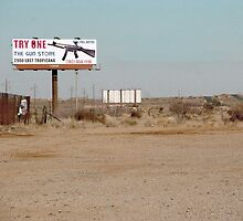 Only in America... by Simon Mears