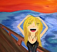 the scream by sara hubbell