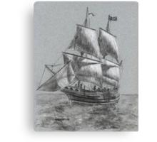 Full Sail Canvas Print