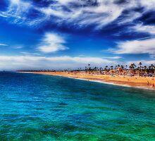 Newport Beach CA by Derek Smith