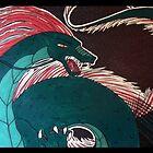Green Dragon by Brittani Brooke