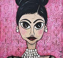 Audrey by Barbara Cannon  ART.. AKA Barbieville
