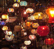 Arabic Lanterns by Carrie Brummer