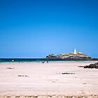 Godrevy Lighthouse by Lissywitch