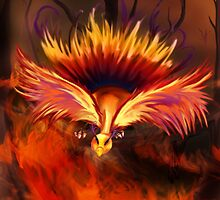 Pheonix Fire by Stephanie Cousins