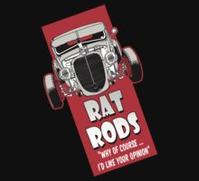 Rat Rod by Steve Harvey