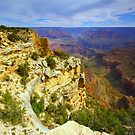 """Bright Angel Trail"" by JohnDSmith"
