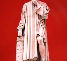 Niccolo Machiavelli by Al Bourassa