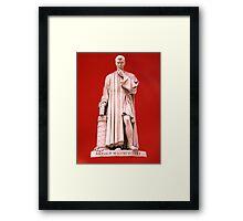 Niccolo Machiavelli Framed Print