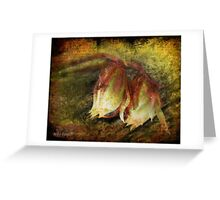 Breath of Life (Art & Poetry) Greeting Card
