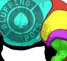 Rhinocrome Sticker