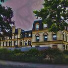 Haunted Castle (Top 10 Most Haunted on Yahoo) by rocamiadesign