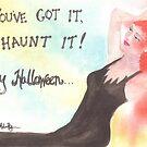 Happy Halloween, Fl-Haunt It by artymelanie