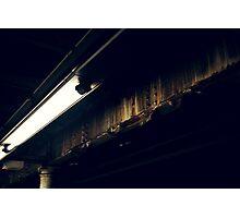 NYC Metro Rusting Photographic Print