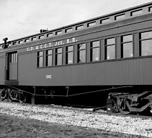 Thomas Edison's Train by Tanya Keefe