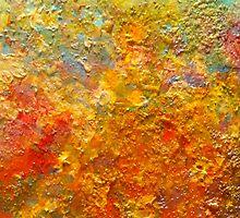 Orange Fancy by Don Wright