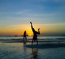 Hand Stand by marvie