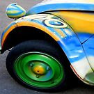 Colourful Paint Job.. by eithnemythen
