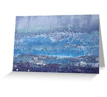 Ocean Spray  - JUSTART © Greeting Card