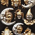 Venetian Masks by pmreed
