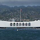 USS Arizona Memorial - Pearl Harbour, Honolulu, Hawaii by ohhrah