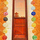 Reflection on Gaudi by Nigel Fletcher-Jones