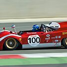 Ferrari 712 by Willie Jackson