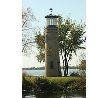 Asylum Point Lighthouse Photographic Print