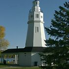 Kimberly Point (Neenah) Lighthouse by eaglewatcher4