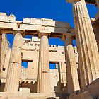 Acropolis of Athens 2, UNESCO World Heritage Site by inglesina