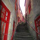 Alley by shortarcasart