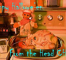 The Head Chef by Mike Oxley