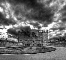 Drumlanrig Castle by Roddy Atkinson