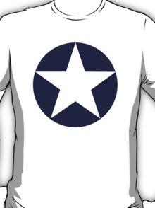US Air Corps Star Emblem T-Shirt