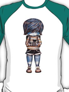 Smile Baby Photographer T-Shirt