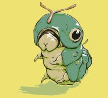 Caterpie! by bendrawslife